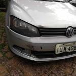 LOTE 012 - AUTOMÓVEL VW/NOVO GOL 1.0 CITY, ANO/MODELO 2012/2013,  PLACA IUM4985